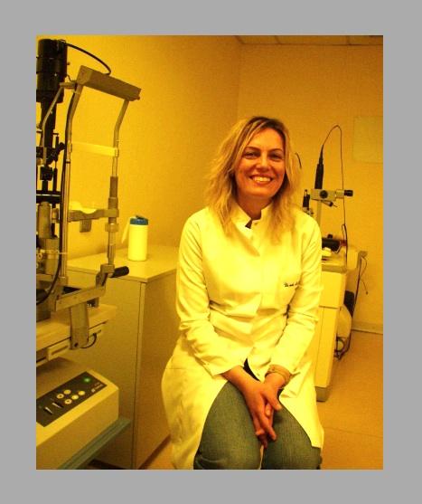 Dr.med. Leyla Kandur Lasik Institut Istanbul