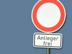anlieger-frei