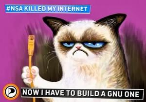 nsa killed my internet