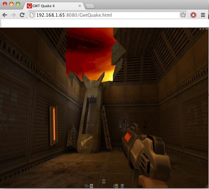 Quake2 as JavaScript fascinating2
