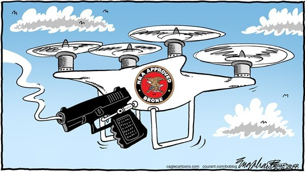 Drones equipped with C4 tried to kill the President of Venezuela were stopped by snipers