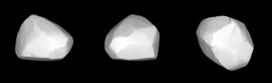 Asteroid Astrea