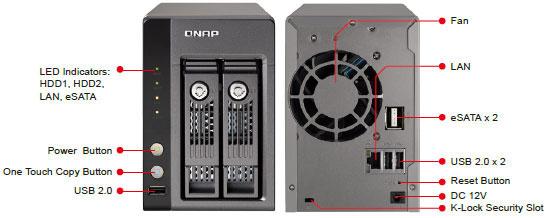 QNAP TS-219P