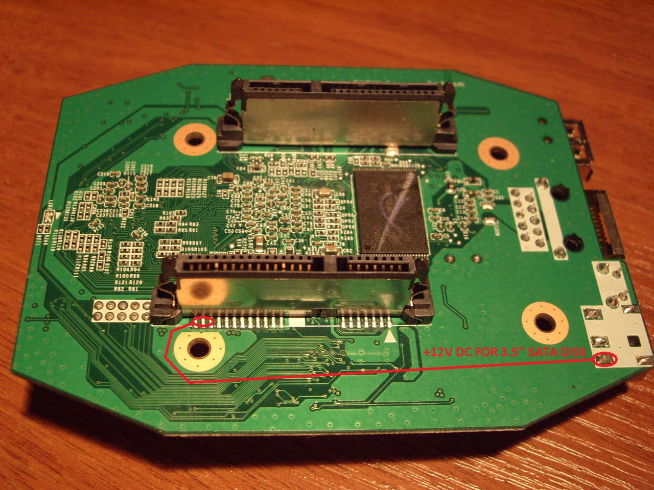 Hacking – Seagate FreeAgent GoFlex Net as NAS with Debian or