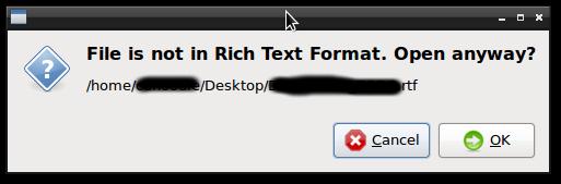 ted crash destroys document