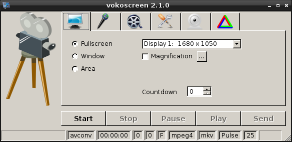 vovokscreen window