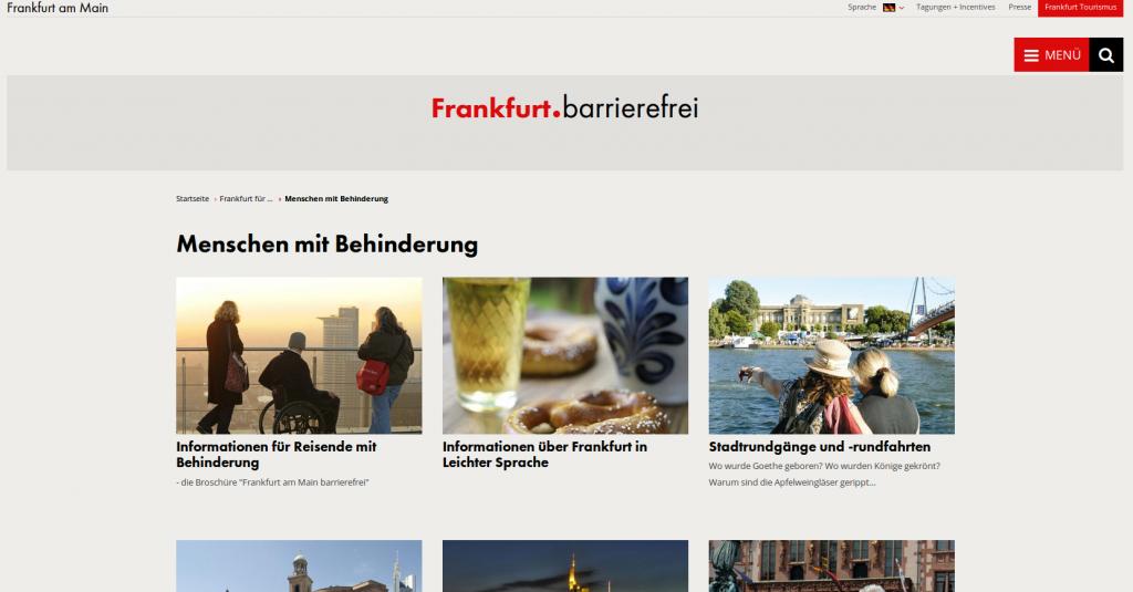 barriere freiheit beispiel frankfurt