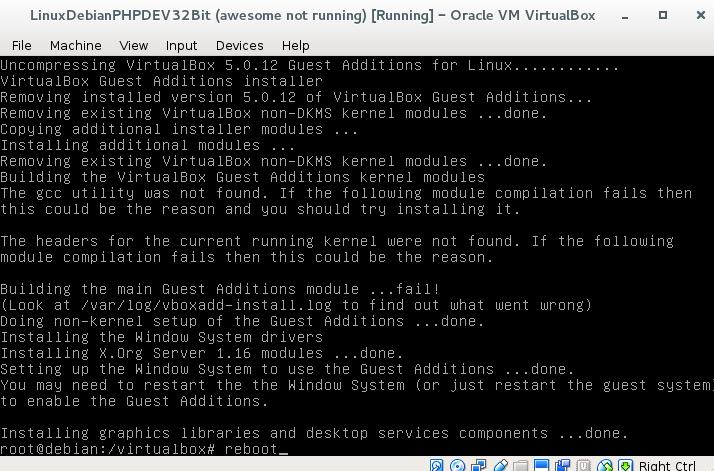Linux Debian Jessie setup install LXDE | dwaves org