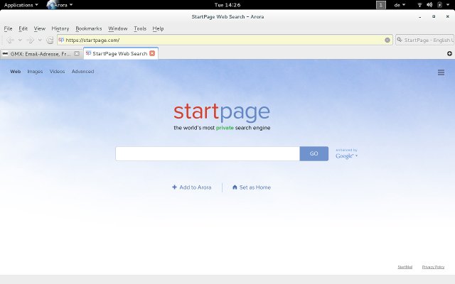 arora alternative webKit based browser (similar to firefox)_1