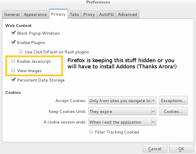 arora alternative webKit based browser (similar to firefox)_3