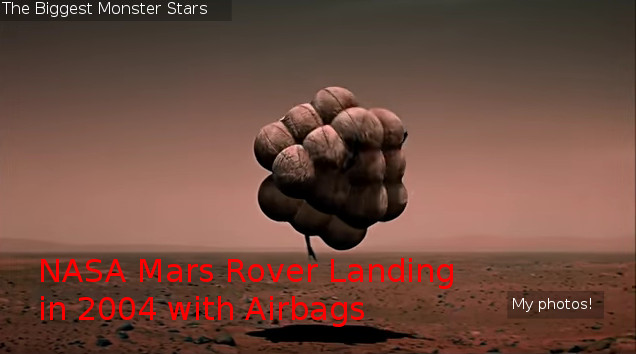 nasa-mars-rover-landing-in-2004-with-airbags