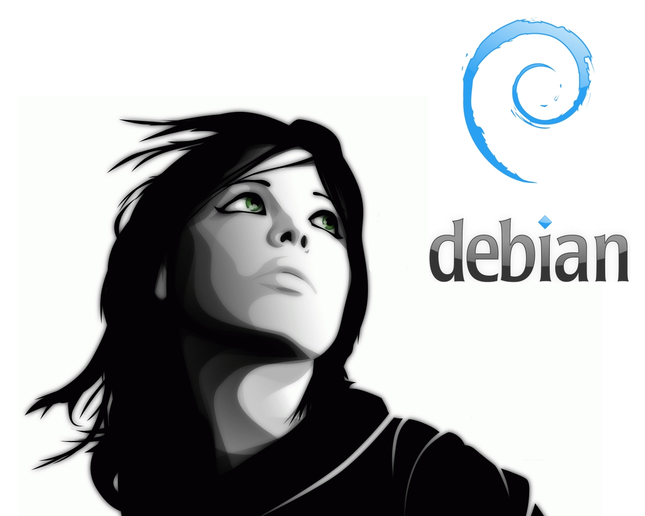 Nice Background Picture for Debian Gnome2 MATE :-D