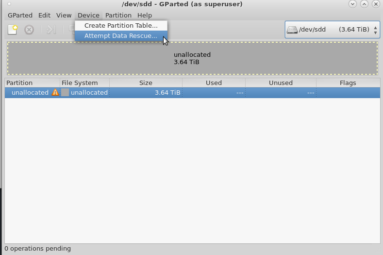 GNU Linux -> undelete ext3 vs ext4 – rescue accidentally deleted