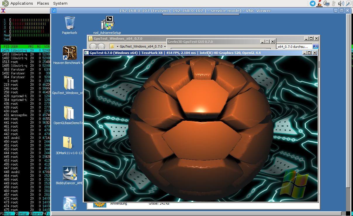 KVM GPU Graphic Card Pass Through – Windows Games on Linux | dwaves org