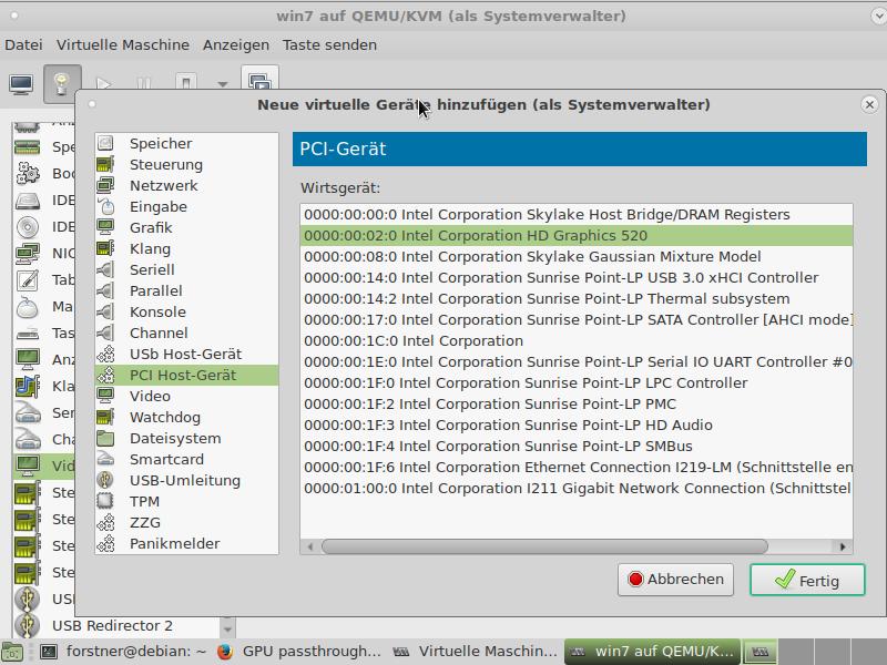 KVM GPU Graphic Card Pass Through – Windows Games on Linux