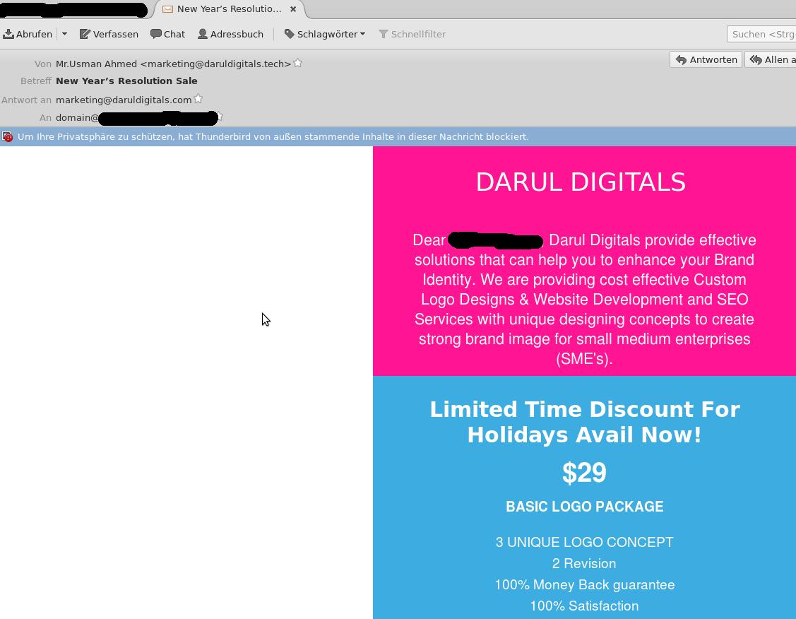 Dating-Websites Spam-MailsKoreanische Datierung Altersunterschied