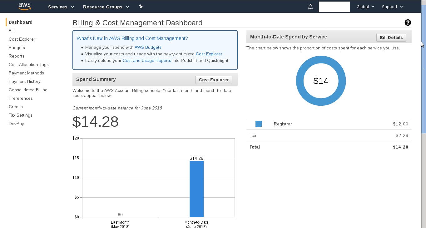 AWS Amazon Web Services EC2 Elastic Cloud – Test Drive | dwaves org