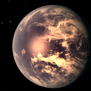 TRAPPIST-1e – next possibly inhabitable planet 40 light years away