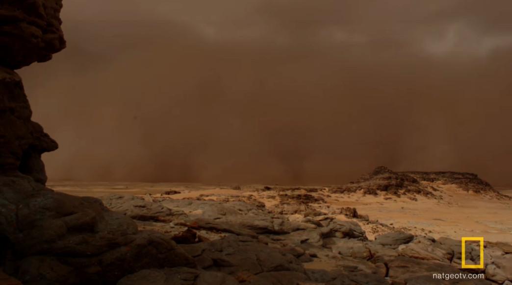 How to generate Energy on Mars – a Mars Turbine