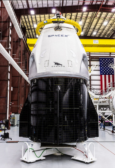 2020-05 SpaceX & NASA Attempting First Manned Space Flight in a Decade From US Soil with Dragon 2 SpaceShip – Update3