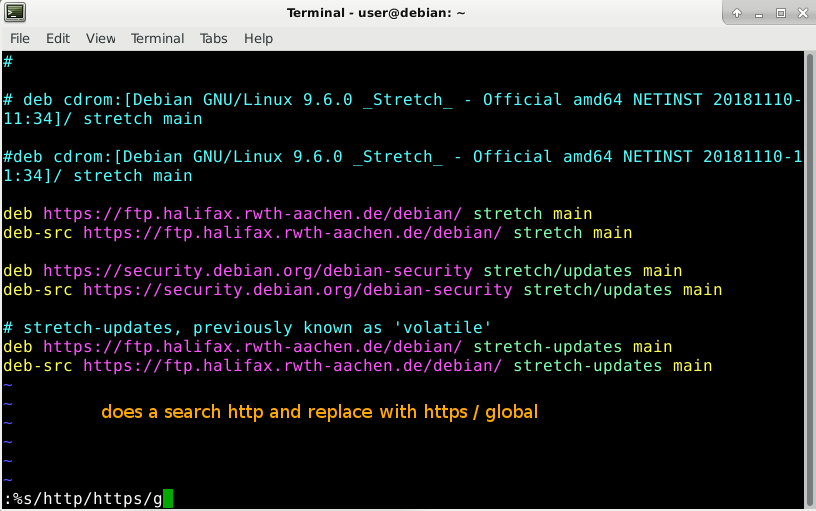 debian package manager redirect exploit – be paranoid on your next apt update apt upgrade