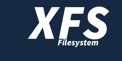 all xfs related man pages