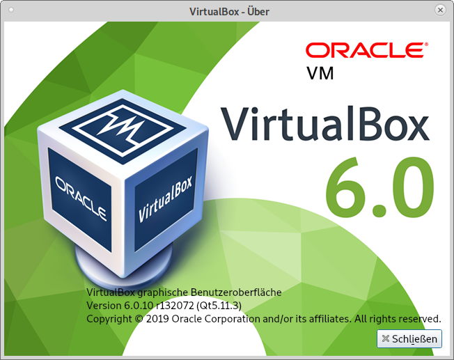 Debian 10 Buster – how to install VirtualBox 6 (6 0 10