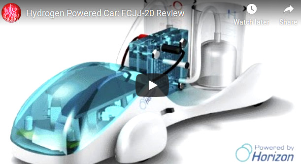 How does a Hydrogen Fuel Cell work? – Hydrogen Fuel Cell RC Racing – Hydrogen Fuel Cell Toy car experiment